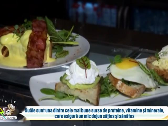 Mic dejun cu ouă