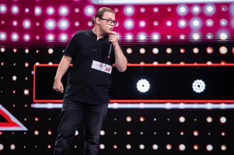 """Bogdan Mureșan, pe scena X Factor cu piesa """"Mortal"""". Jurații au rămas uimiți"""