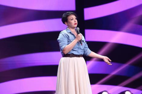 """Ela Voineag, momentul de stand-up de la iUmor considerat perfect de Mihai Bendeac: """"Ești un singur tot cu ceea ce spui"""""""