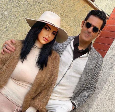 Lavinia Pirva a discutat despre presupusul divort de stefan banica jr