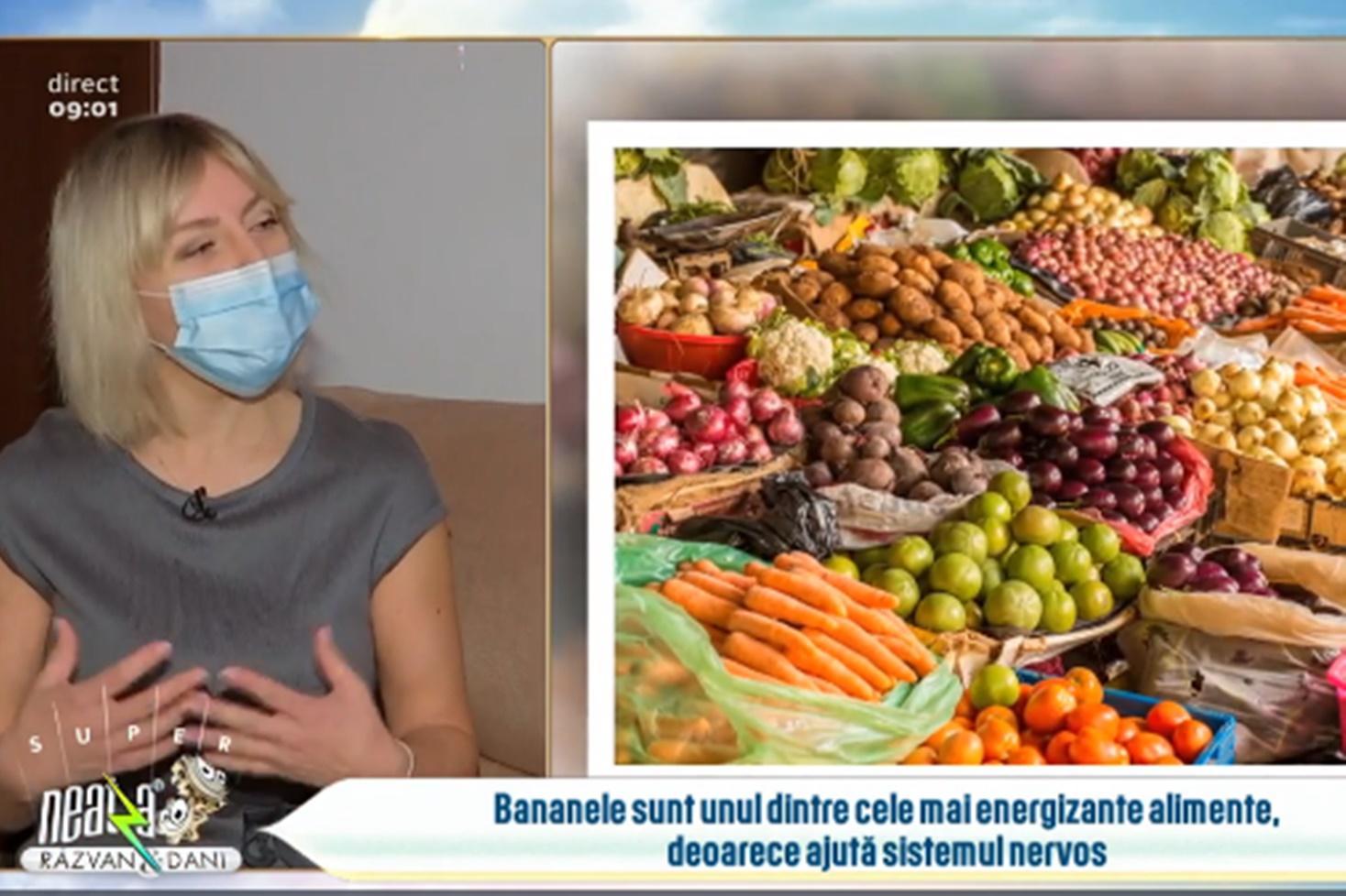 Care sunt alimentele care ne dau energie pentru întreaga zi
