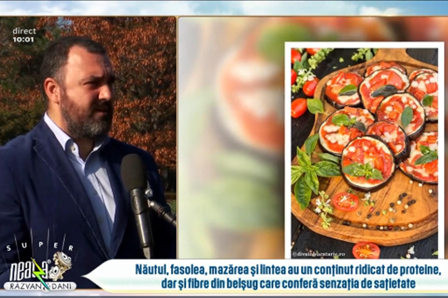 Idei de alimente sănătoase în post care țin kilogramele la distanță