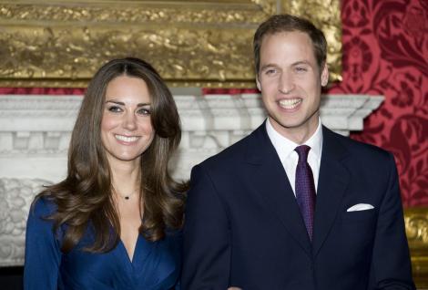 S-au împlinit 10 ani de la logodna Prințului William cu Kate Middleton. Cât s-au schimbat cei doi de atunci și până în prezent