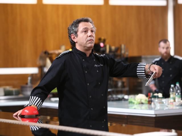 """A treia amuletă în doar câteva minute, la """"Chefi la cuțite""""! Sorin Bontea, lovitură dură pentru adversarii săi"""