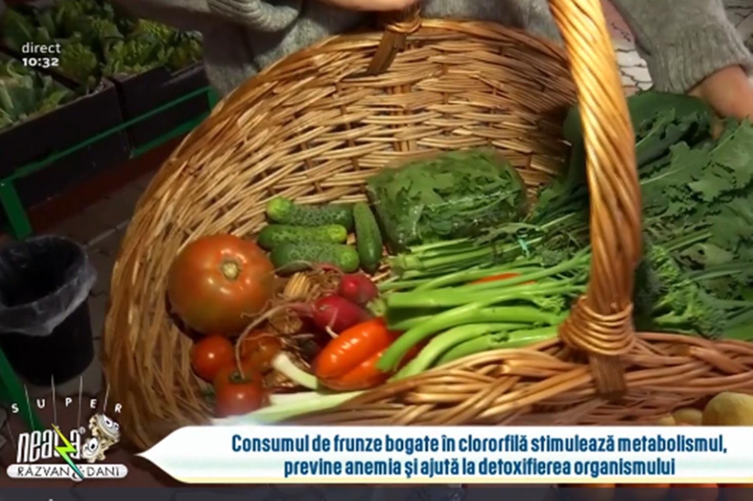 Beneficiile legumelor și verdețurilor proaspete în sezonul rece