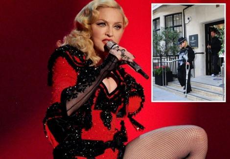 Madonna nu-și mai ascunde cicatricile după intervenția chirurgicală. Cum arată șoldurile ei, la 62 de ani