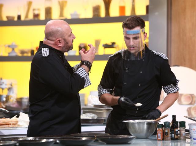 Preparate ambițioase pentru al 6-lea battle Chefi la cuțite! Cu ce strategie și-a speriat Cătălin Scărlătescu propria echipă