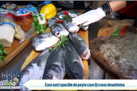 Ce tipuri de pește recomandă specialiștii pentru zilele din postul Crăciunului cu dezlegare la pește