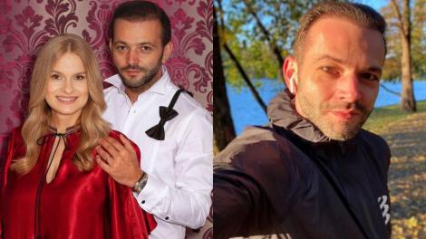 Mihai Morar, alături de soția acestuia