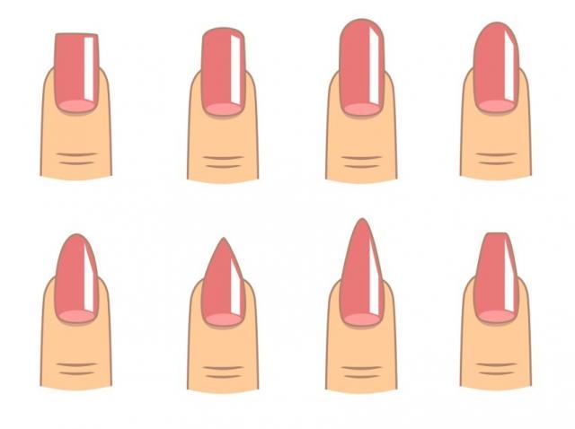 Ce spune forma unghiilor tale despre tine și personalitatea ta