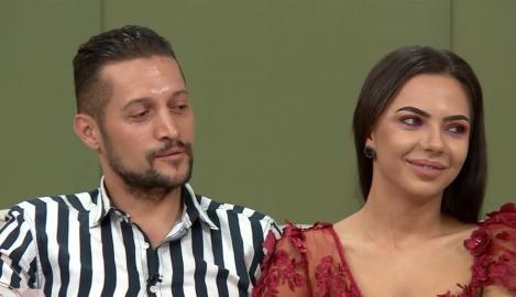 De ce relația dintre Ștefania și Mihai de la Mireasă nu a mers. La ce concluzii au ajuns cei doi concurenți