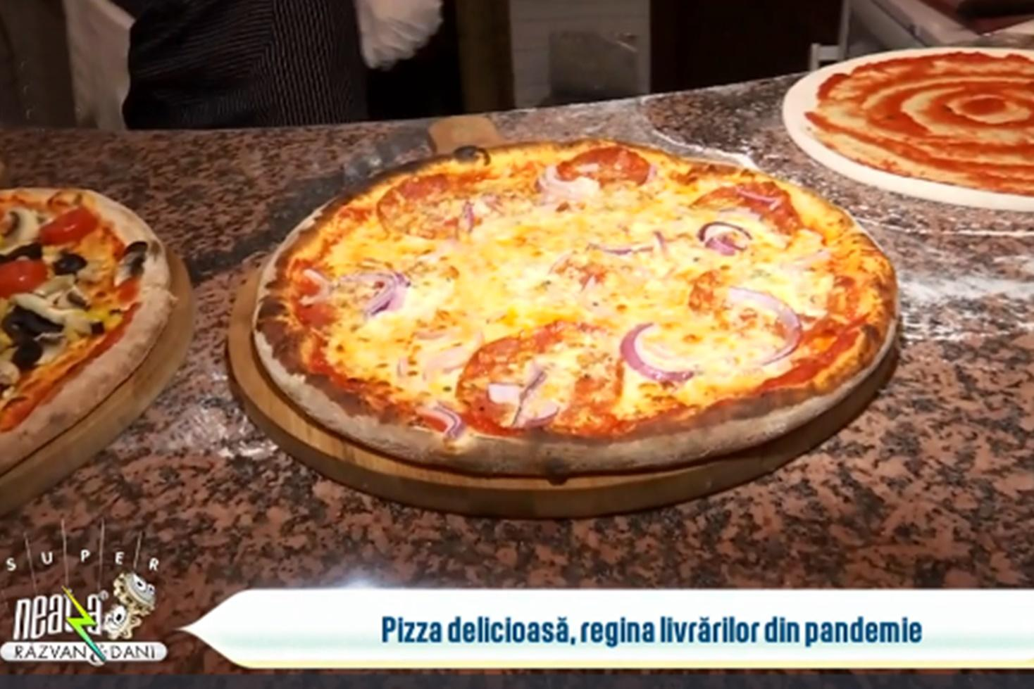 Cum putem pregăti acasă o pizza delicioasă ca în Napoli