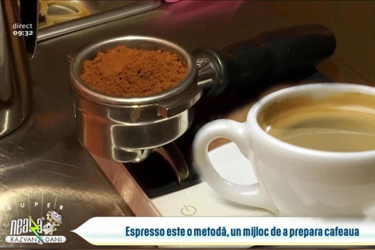 Ce trebuie să știm despre espresso și cum se prepară un espresso autentic