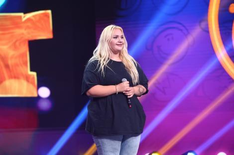 Jasmina Negrea, finalistă în sezonul nouă iUmor