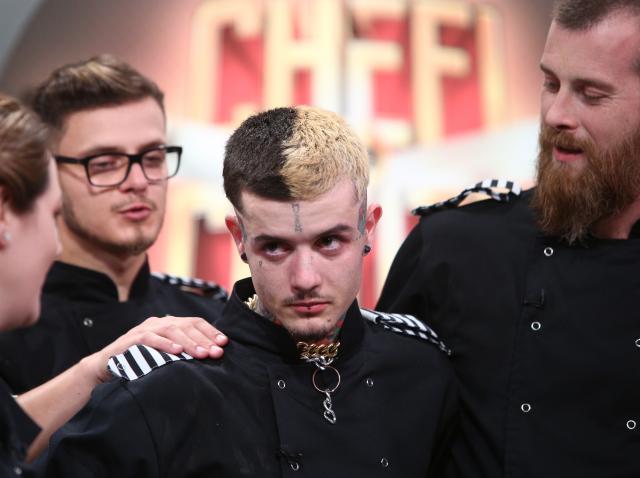 """Chefi la cuțite 2020. Gestul neașteptat făcut de Zannidache, după eliminare! Toți au izbucnit în lacrimi. """"Mi s-a rupt sufletul"""""""
