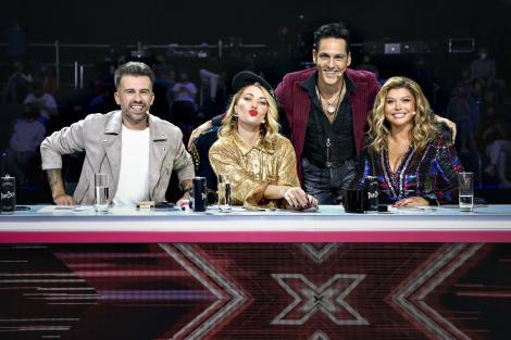 Grupa lui Ștefan Bănică, cea considerată cea mai puternică din acest sezon  X Factor, intră în Bootcamp