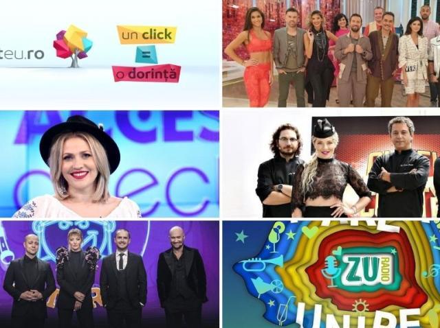 colaj cu emisiunile speciale de 29 noiembrie la antena 1