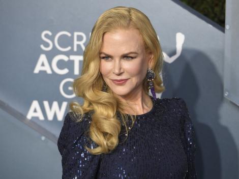 Abdomenul și talia lui Nicole Kidman la 53 de ani, după o naștere. Puține femei arată ca ea