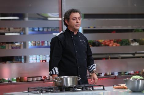 """Sorin Bontea, jurat al emisiunii """"Chefi la cuțite"""", sezonul 8"""
