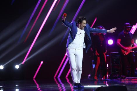 """X Factor 2020. Theodor Andrei a făcut show în primul Bootcamp al concursului. Loredana: """"Nu am cum să te trimit acasă"""""""