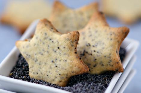 Biscuiți aperitiv pentru gustări rapide