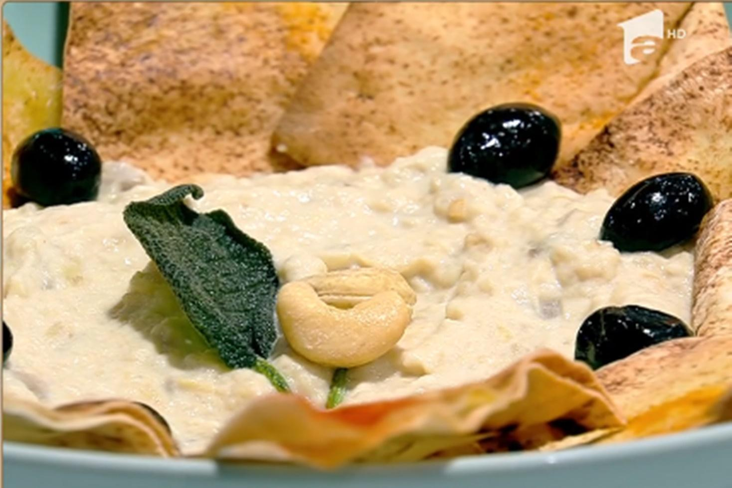 Rețetă de salată de vinete cu influențe orientale, preparată de Vlăduț la Neatza cu Răzvan şi Dani