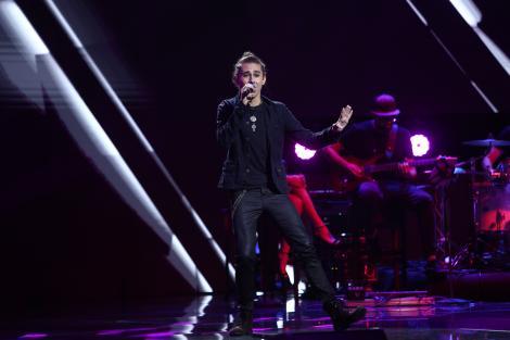 """X Factor 2020. Arthur Horeanu a interpretat piesa """"Mama I' m coming home"""" în Bootcamp: """"Ești un model pentru tinerii de vârsta ta"""""""