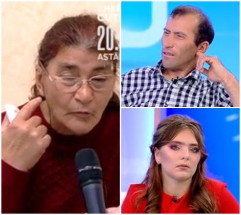 Mama lui Viorel a venit la București după Vulpița și fiul său. Declarațiile soacrei despre acuzațiile de avort aduse de soți