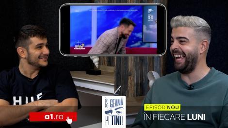 Speak și Vlad Drăgulin prezintă Îs geană pi tini, episodul 4! Hai să vezi noul episod din show-ul lor digital