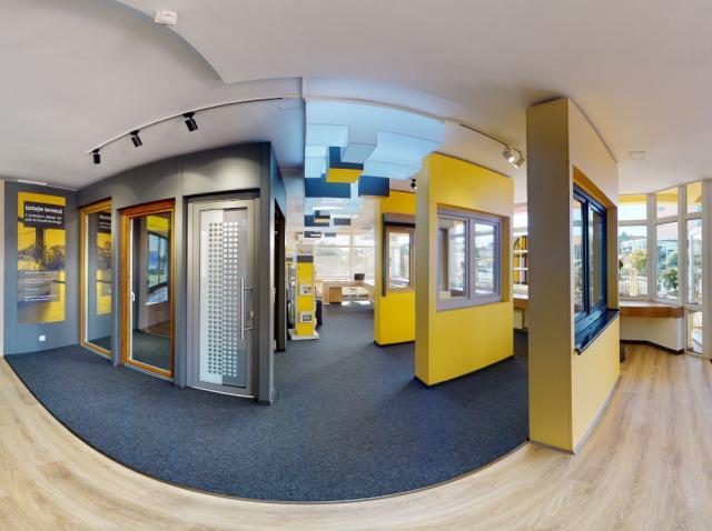 Primul showroom virtual de ferestre si usi din Transilvania.