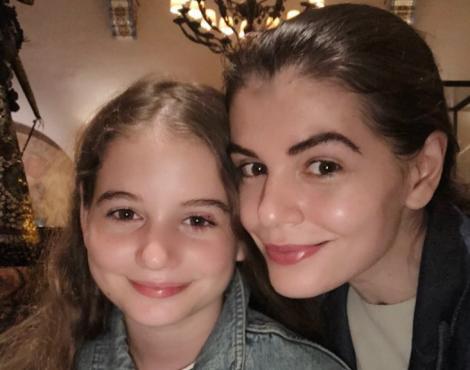 Monica Gabor și Irina Columbeanu, poză împreună pe Instagram