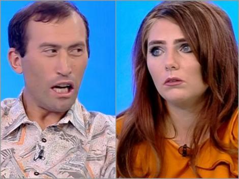 Viorel Stegaru și Veronica Stegaru, scandal cu doi vecini de la Blăgești
