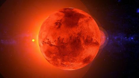 """S-a descoperit """"planeta Iadului"""", în care plouă cu pietre și oceanele sunt de lava. Detaliile uimitoare"""