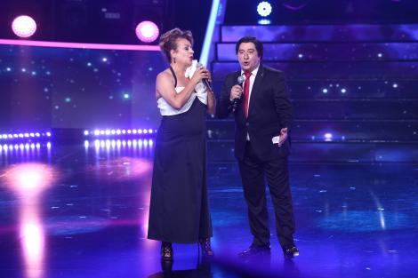 Romică Țociu și Adriana Trandafir, pe scena Te cunosc de undeva