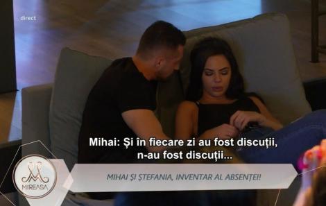 Mihai și Ștefania, ultimul sărut