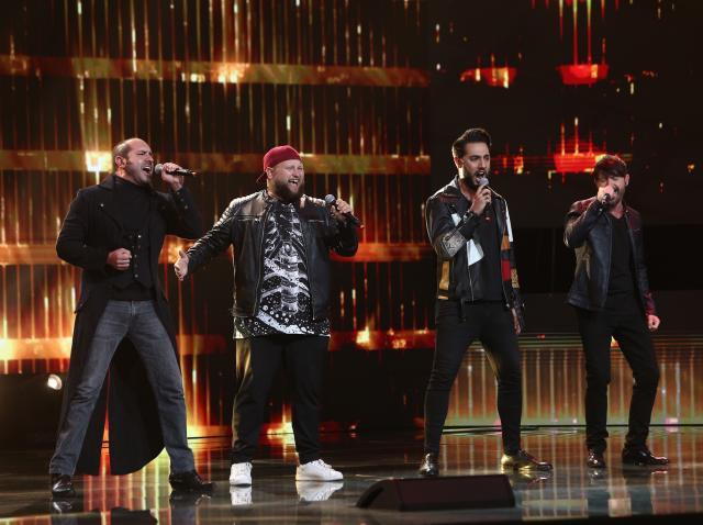 Grupul Super 4, ale mentorului Florin Ristei, pe scena X Factor 2020, sezon 9