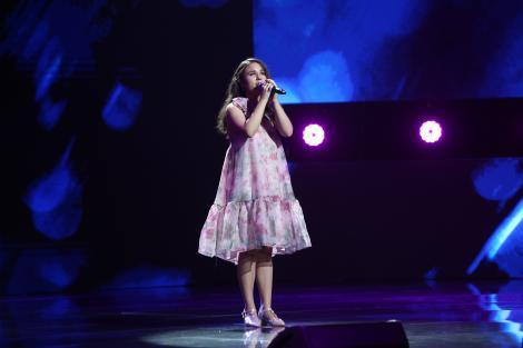 X Factor 2020, Semifinală. Andrada Precup, semifinalista lui Ștefan Bănică, a transmis fiori prin interpretarea ei
