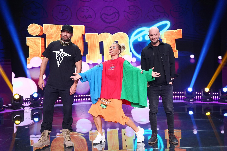 A doua semifinală iUmor, duminică, de la 20.00, la Antena 1