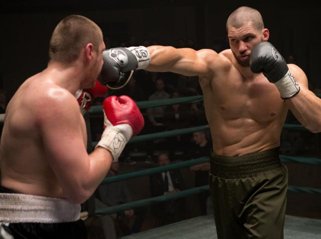 florian munteanu, captura din filmul creed din 2018