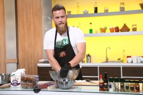 """Ce a pățit Robert Vasiliu (Ragnar) după ce a părăsit """"Chefi la cuțite""""! Fanii au încercat să-l ajute"""