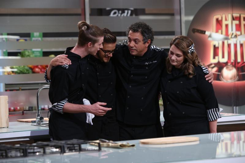 """Sorin Bontea și echipa sa, în semifinala emisiunii """"Chefi la cuțite"""" 2020"""