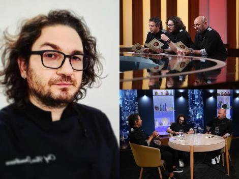 """Chef Florin Dumitrescu explică de ce a izbucnit în lacrimi la televizor: """"Nu este o rușine să plângi"""""""