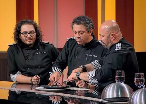 """Jurații emisiunii """"Chefi la cuțite"""", sezonul 8"""