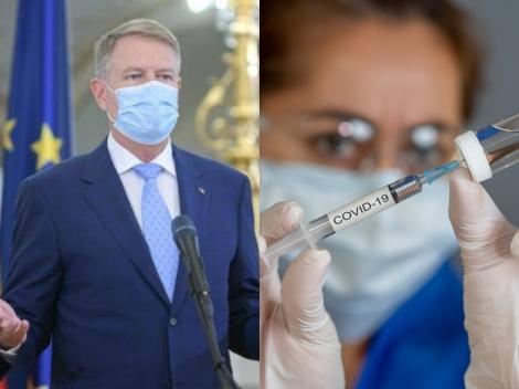 La finalul anului vor fi vaccinați primii 5.000 de români