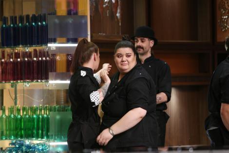 """Claudia de la Chefi la cuțite, mesaj emoționant după Finală: """"Nu a fost să fie pentru noi"""". Ce i-a transmis lui Ionuț Belei"""