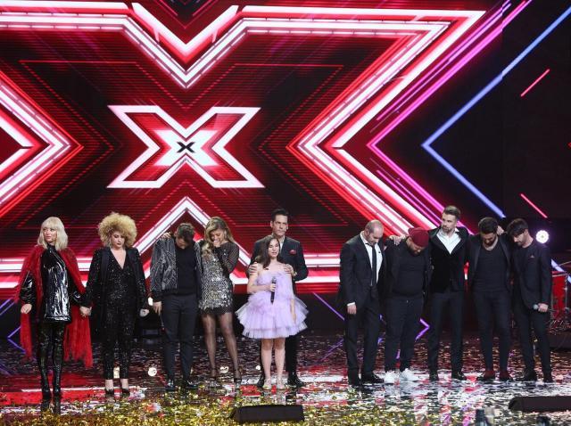 FInaliștii X Factor 2020, alături de mentorii lor