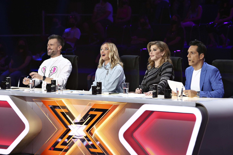 Jurații, la masa juriului X Factor 2020