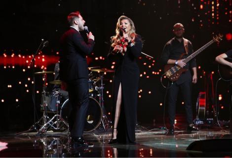"""Finala X Factor 2020. Adrian Petrache și Loredana, show plin de pasiune: """"A fost un moment cum n-am mai văzut pe această scenă"""""""