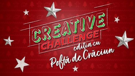E simplu să faci fapte bune la concursul Creative Challenge by Kaufland