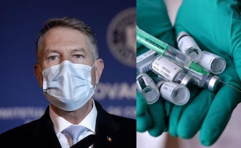 Vaccinul anti-coronavirus: Când este disponibil pe piața din România și cine sunt primii vaccinați. Anunțul Președintelui României